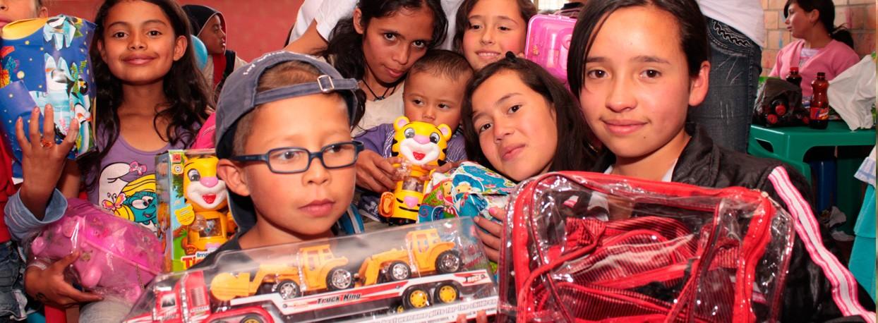 Esta Navidad regala solidaridad de la mano de La Fundación Fer El Buen Samaritano