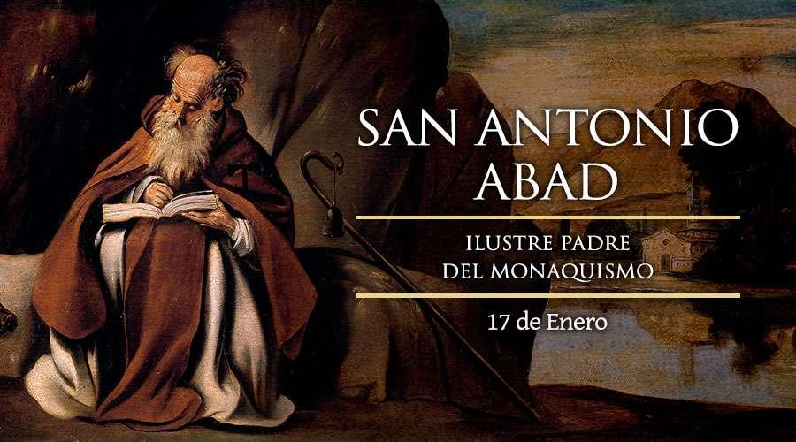 Formación para la Vida Monástica Lección Segunda San Antonio, Abad (251-356DC)