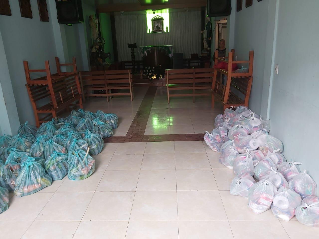 Nuestras Misiones, beneficiadas con tu ayuda